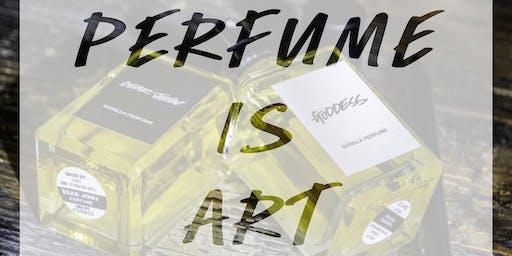 Perfume is Art Workshop