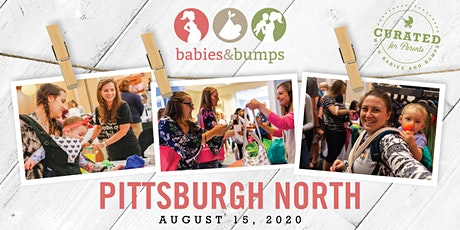 Babies & Bumps Pittsburgh North 2020 tickets