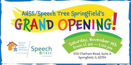 AHSS & Speech Tree's Springfield Grand Opening