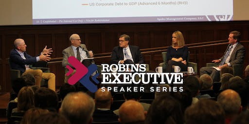 Robins Executive Speaker Series: Word on Wall Street