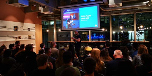 The Marketing Meetup #5: Driving acquisition through social media