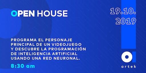 Open House Instituto Artek