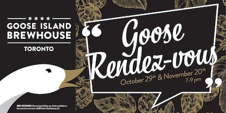 Goose Rendez-Vous tickets