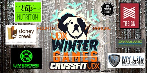 CrossFit UDX Winter Games 2019