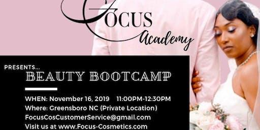 Focus Academy Beauty BootCamp