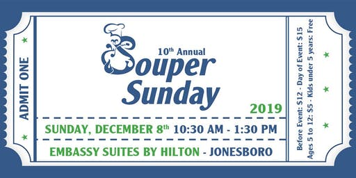 Habitat for Humanity of Greater Jonesboro Souper Sunday