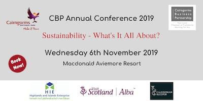 CBP Conference 2019 -  Pick your workshops