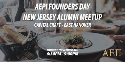 AEPi Founders Day: New Jersey Alumni Meetup
