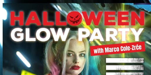 #HalloweenGlowParty  DJ Marco Cole  #CostumeParty 02.11.2019 #SteelRovinj