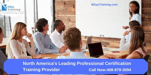 CAPM Certification Training In Montreal, QC