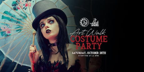 Art Walk Costume Party at The Hub tickets