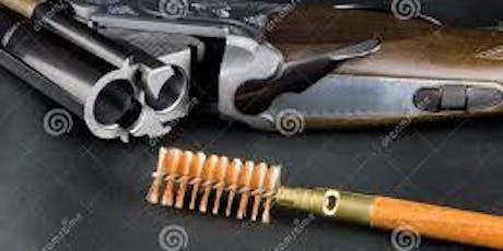 Gun Cleaning Workshop tickets