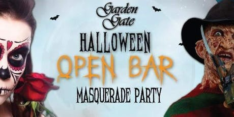 Halloween Party - Open Bar - Festa a Tema biglietti