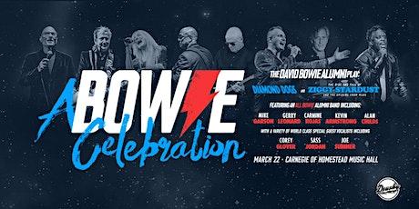 A Bowie Celebration: Bowie Alumni Play Diamond Dogs & Ziggy Stardust tickets