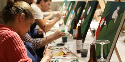 DRINK AND PAINT for Salesforce