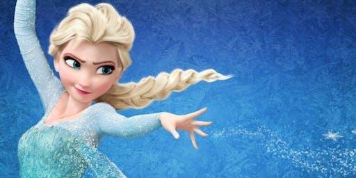 Frozen Singalong - LIVE Anna & Elsa!