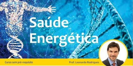 Curso Saúde Energética