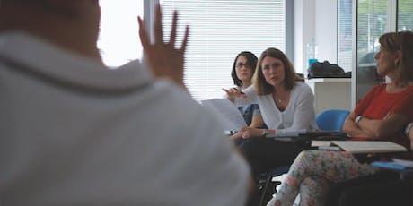 Porte Aperte per conoscere la Scuola: Supervisione caso clinico adulti biglietti