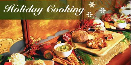 COOKING DEMO WITH CHEF TERESA FEATURING HOLDAY FAVORITES