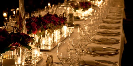 Beyond My Borders Candlelight Christmas Dinner tickets