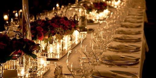 Beyond My Borders Candlelight Christmas Dinner