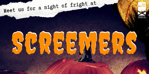 Let's Live The Fear at Screemers!