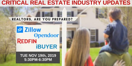 Critical Real Estate Industry Updates - Fort Lauderdale, FL tickets