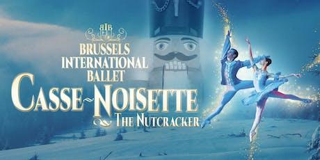Ballet Casse Noisette - Brussels International Ballet - 21 Décembre billets