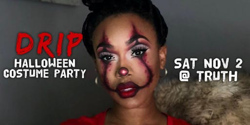 ADULT HALLOWEEN COSTUME PARTY! (DRIP)