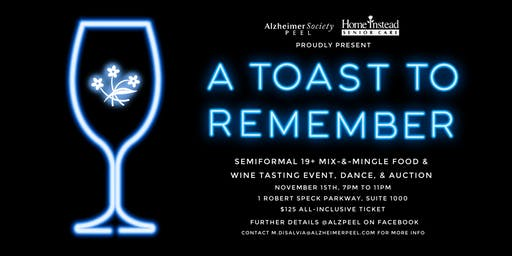 A Toast To Remember