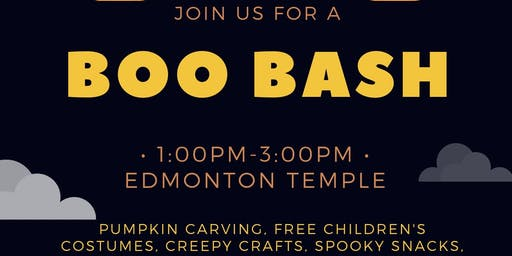 Boo Bash: A Children's Halloween Party