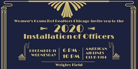 Women's Council Chicago Presents 2020 Installation of Officers tickets