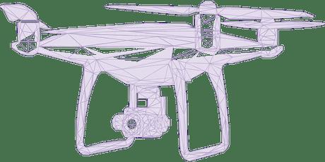 Drones et robots au service des arts de la scène billets