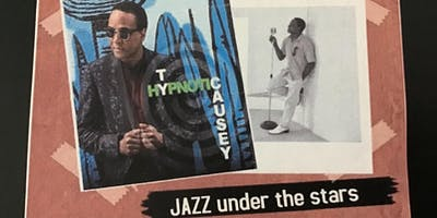 Ty Causey National Recording Jazz/R and B Artist (Jazz Under the Stars)