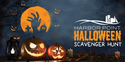 Harbor Point Halloween Scavenger Hunt