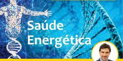 Palestra SAÚDE ENERGÉTICA