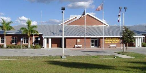 Retirement 567 Seminar: Bonita Springs Fire Department Station 24