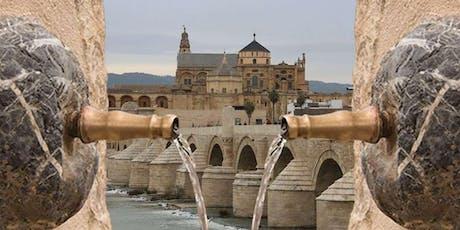 Ruta del Agua en Córdoba entradas
