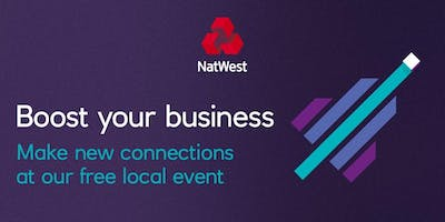 Safety and Security with #NatWestBoost Christmas Networking