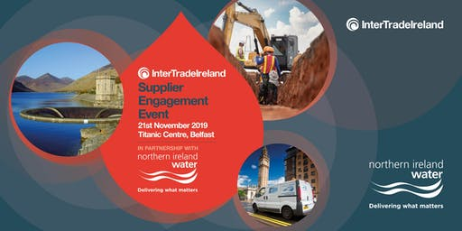 InterTradeIreland Supplier Engagement Event: NI Water Nov