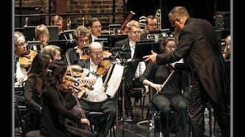 Vallejo Symphony Concert 1: Beginnings and Endings Barber, BARTÓK & DVOŘÁK