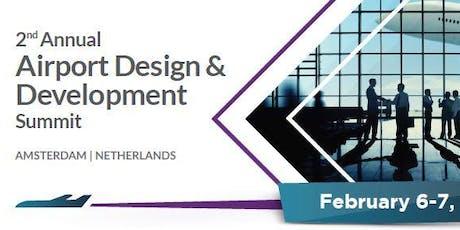 2nd Annual Airport Design & Development Summit tickets