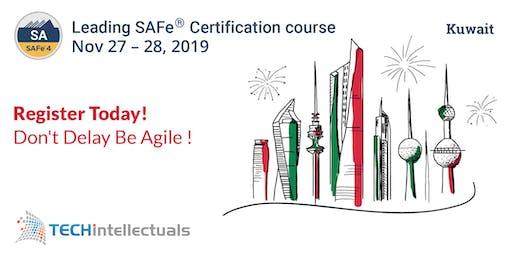 Leading SAFe®  Certification Course 4.6 (SA) - Kuwait