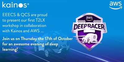 Tech eXchange Workshop (TXW) - Kainos AWS Deep-Racer