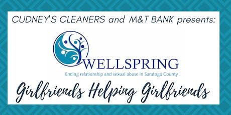 Wellspring - Girlfriends Helping Girlfriends tickets