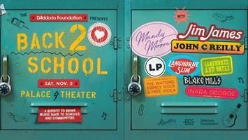 """""""Back 2 School"""" Featuring Jim James, Mandy Moore, John C. Reilly and more!"""
