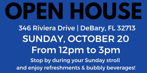 DeBary Open House