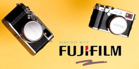 Fujifilm Demo Day tickets