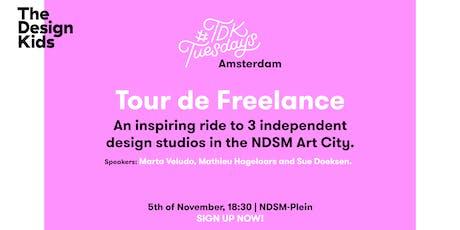 TDK Tuesday X Tour de Freelance tickets