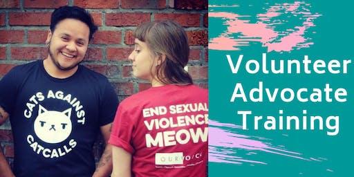 Our VOICE Crisis Line Advocate Training *CRASH COURSE*